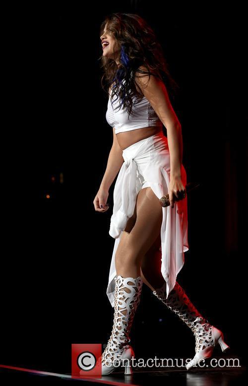 Selena Gomez, Mandalay Bay Events Center