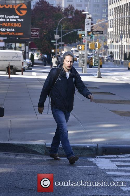 Taylor Kitsch out and about