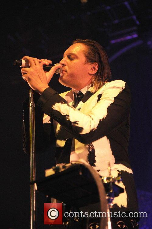 Arcade Fire and Win Butler 8