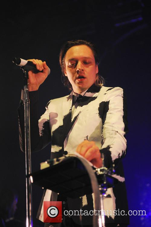Arcade Fire and Win Butler 10