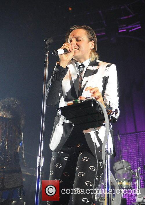 Arcade Fire and Win Butler 11