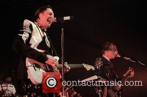 Arcade Fire, Win Butler and Richard Reed Parry 2