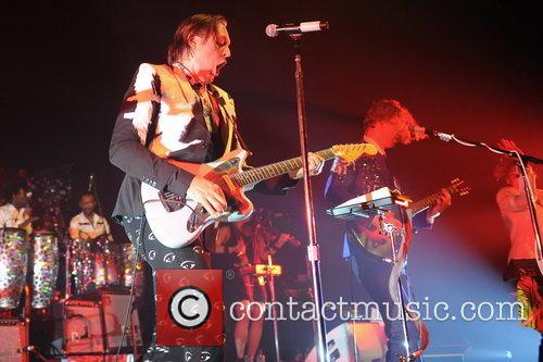 Arcade Fire, Win Butler and Richard Reed Parry 4