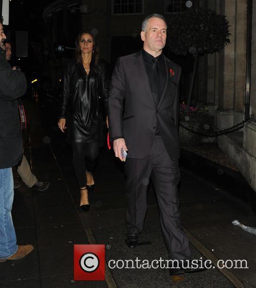 Chris Moyles and Julia Bradbury 2