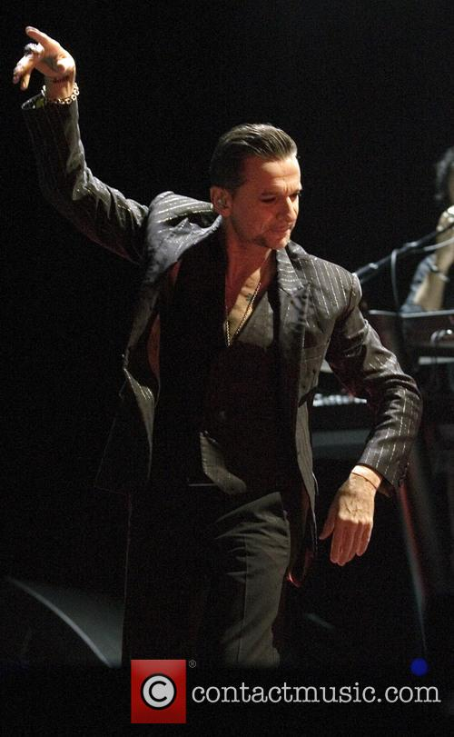 Depeche Mode and Dave Gahan 8