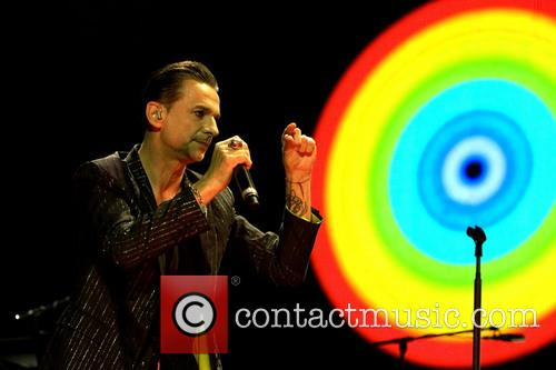 Depeche Mode and Dave Gahan 12