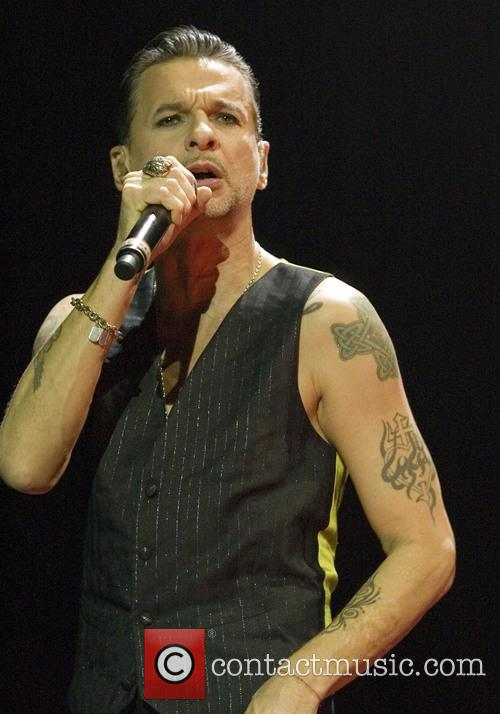Depeche Mode and Dave Gahan 1