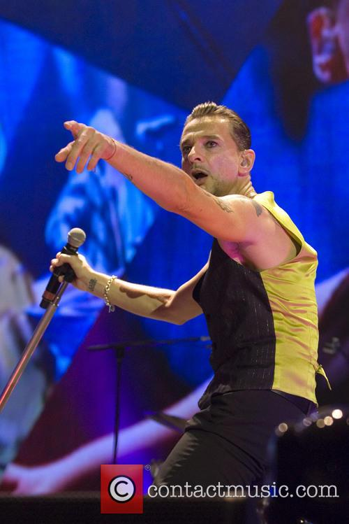 Depeche Mode and Dave Gahan 25