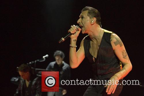 Depeche Mode, Dave Gahan, The Hydro