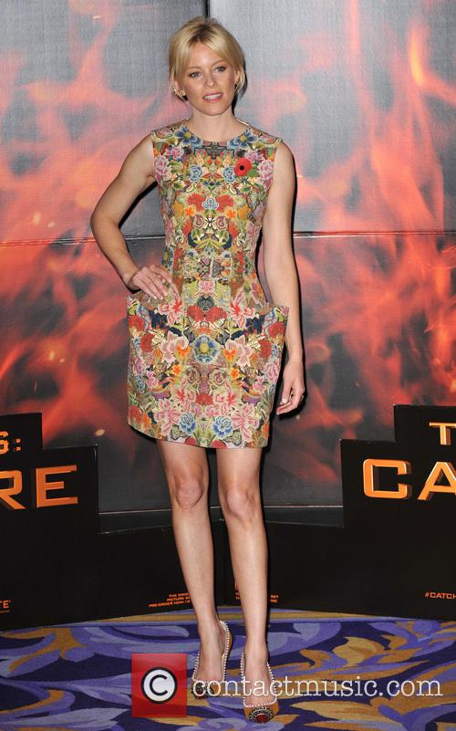 elizabeth banks the hunger games catching fire 3947787