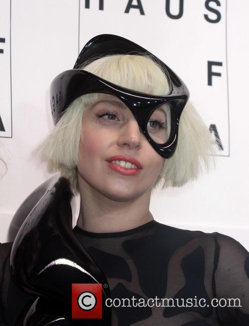 Lady Gaga, ARTPOP Launch