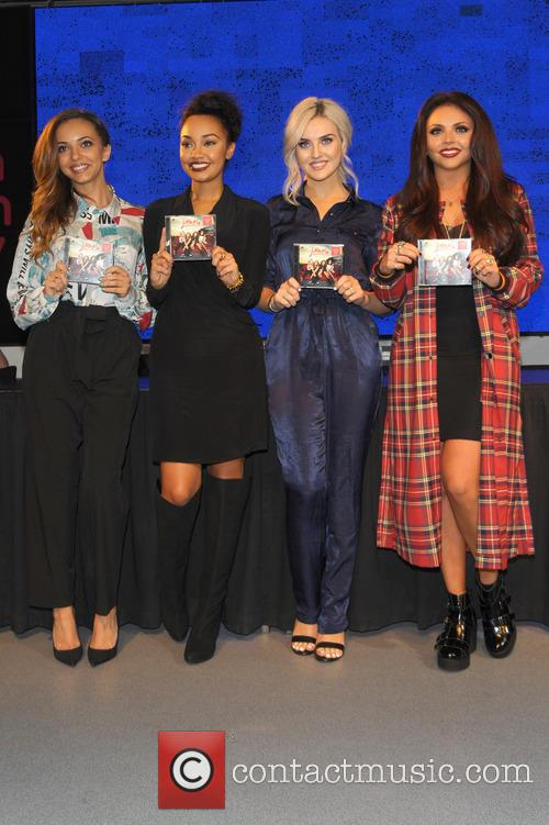 Little Mix, Jesy Nelson, Perrie Edwards, Jade Thirwall and Leigh-anne Pinnock 2