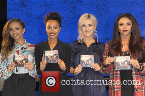 Little Mix, Jesy Nelson, Perrie Edwards, Jade Thirwall and Leigh-anne Pinnock 1