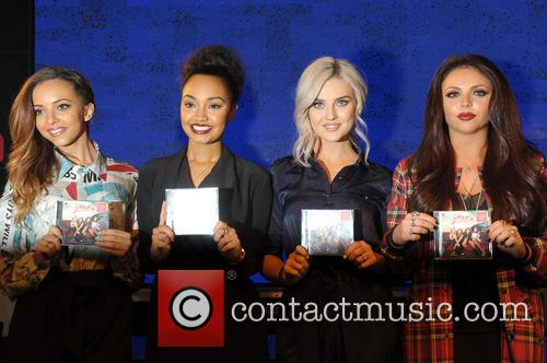 Little Mix, Jesy Nelson, Perrie Edwards, Jade Thirwall and Leigh-anne Pinnock 6