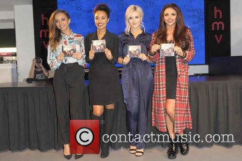 Little Mix, Jesy Nelson, Perrie Edwards, Jade Thirwall and Leigh-anne Pinnock 7