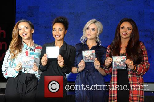 Little Mix, Jesy Nelson, Perrie Edwards, Jade Thirwall and Leigh-anne Pinnock 8