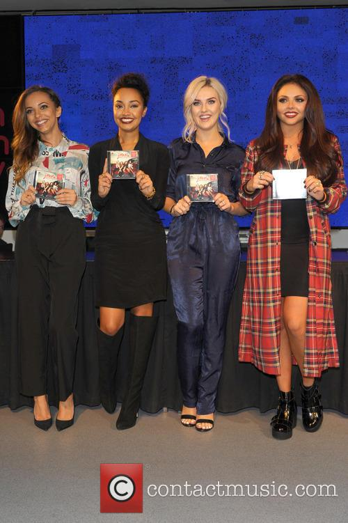 Little Mix, Jesy Nelson, Perrie Edwards, Jade Thirwall and Leigh-anne Pinnock 9