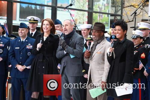 Savannah Guthrie, Matt Lauer, Al Roker and Tamron Hall 1