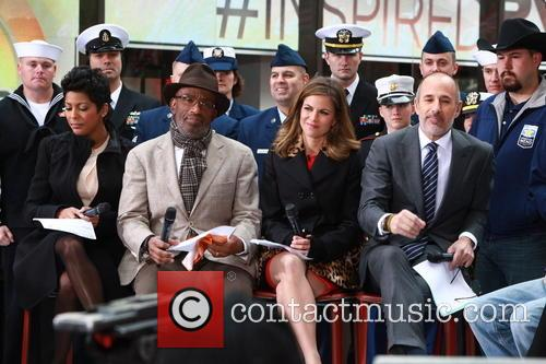 Tamron Hall, Al Roker, Natalie Morales and Matt Lauer 1