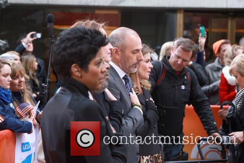 Tamron Hall, Al Roker, Savannah Guthrie, Matt Lauer and Natalie Morales 2