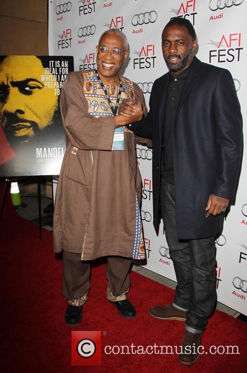 Ayuko Babu and Idris Elba 1
