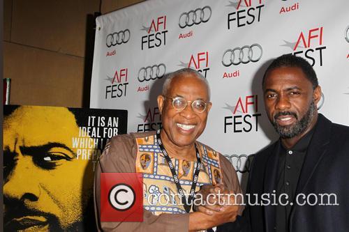 Ayuko Babu and Idris Elba 2