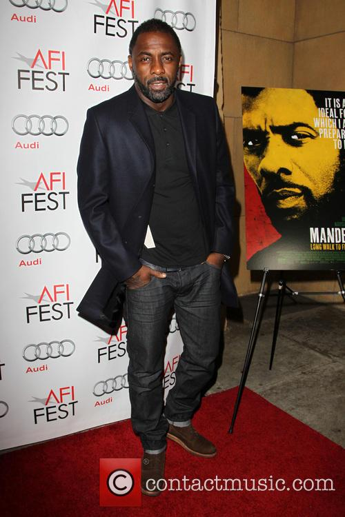 Idris Elba, the Egyptian Theatre