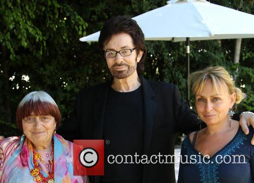 Agnes Varda, George Chakiris and Rosaline Bardot 3