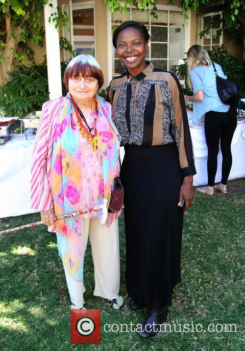 Agnes Varda and Jacqueline Lyanga 5