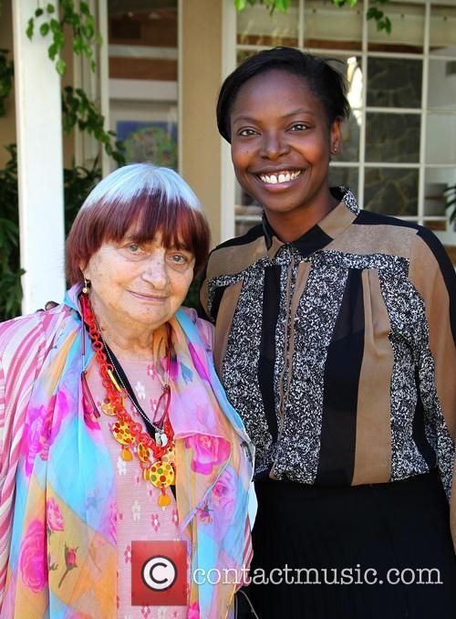 Agnes Varda, Jacqueline Lyanga, The French Consul Residence