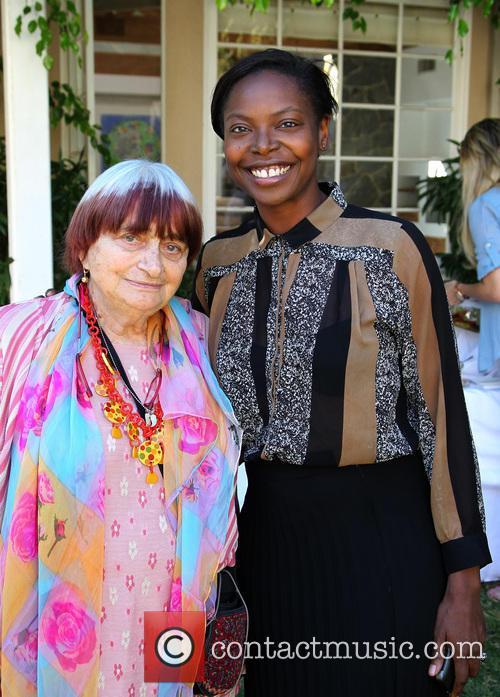 Agnes Varda and Jacqueline Lyanga 1