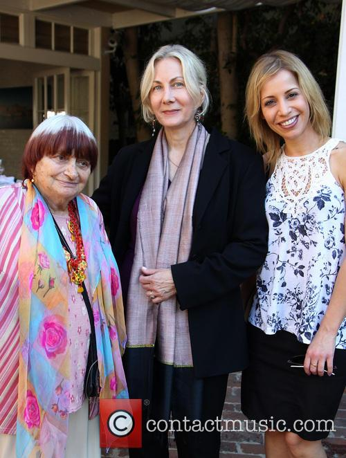 Agnes Varda, Shirley Moirin and Guest 6