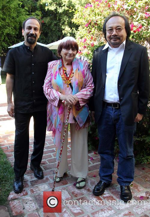 Asghar Farhadi, Agnes Varda and Rithy Panh 4