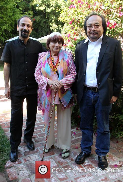 Asghar Farhadi, Agnes Varda and Rithy Panh 7