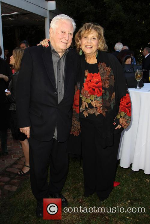 Brenda Vaccaro, Guest, The French Consul Residence