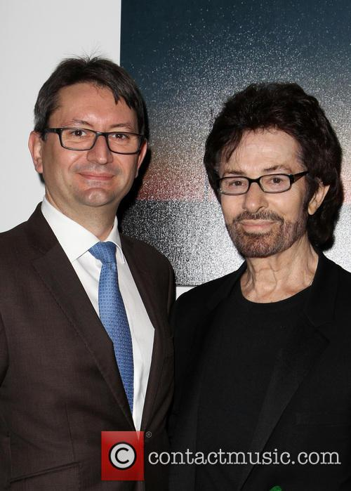 Consul General Of France M. Axel Cruau and George Chakiris 2