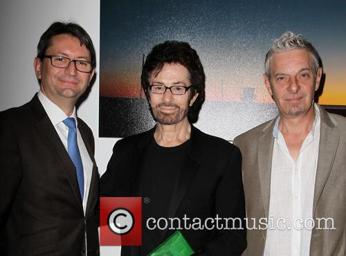 Consul General Of France M. Axel Cruau, George Chakiris and Guest 10