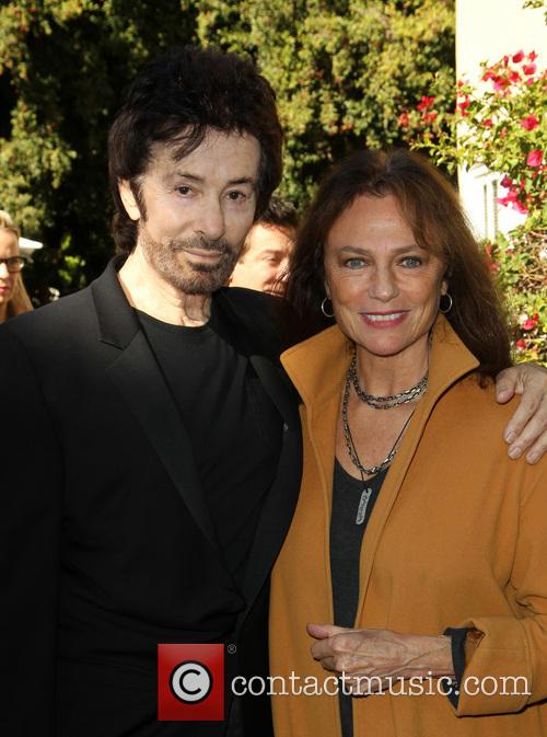 George Chakiris and Jacqueline Bisset 1