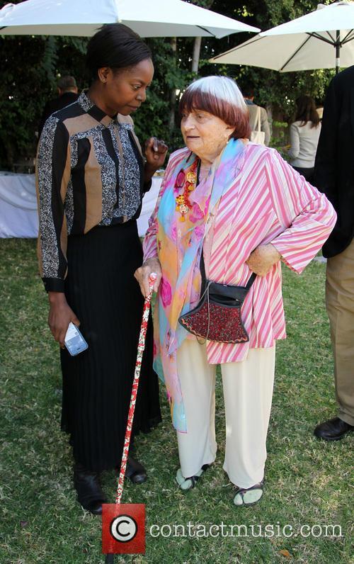 Jacqueline Lyanga and Agnes Varda 7