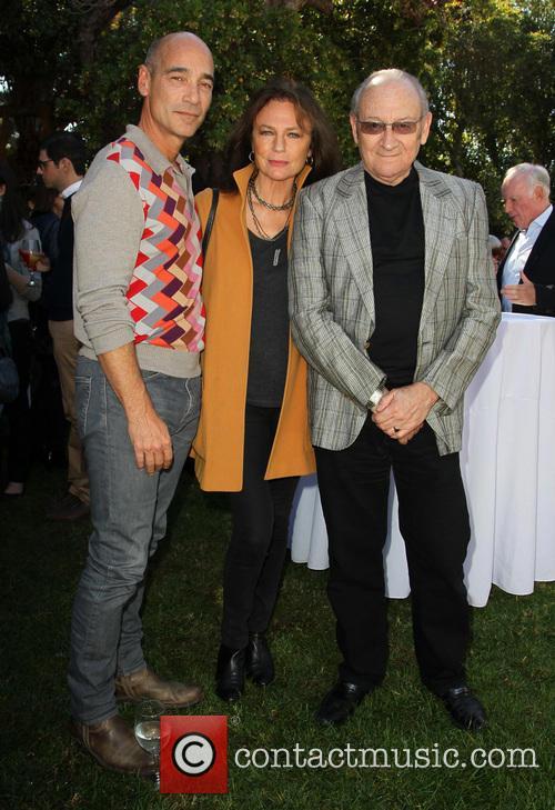Jean-Marc Barr, Jacqueline Bisset and Guest 3