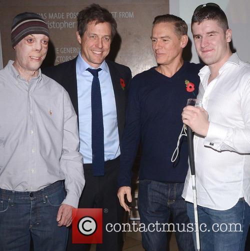 Guest, Hugh Grant and Bryan Adams 2