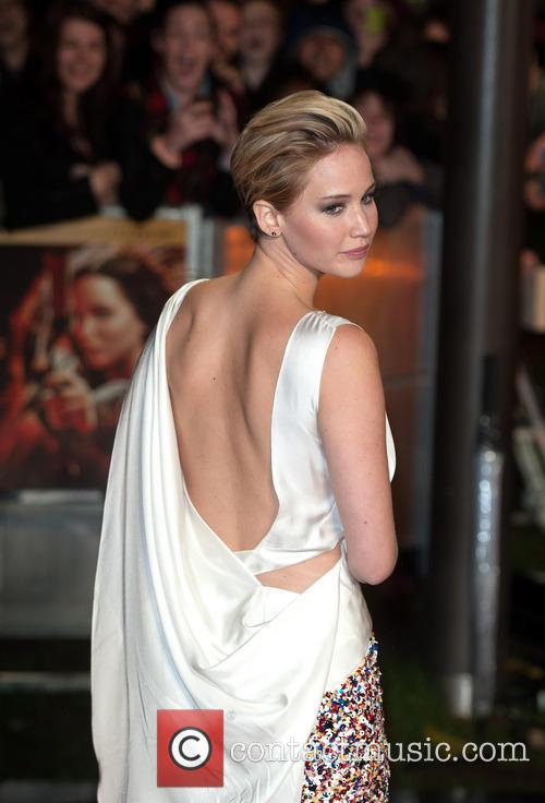 Jennifer Lawrence, Odeon Leicester Square