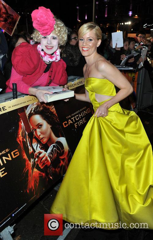 elizabeth banks the hunger games catching fire 3948301