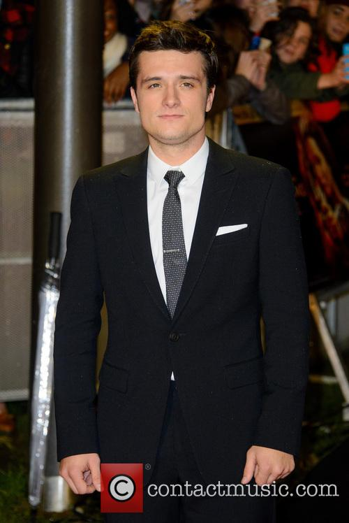 josh hutcherson the world premiere of the 3948463