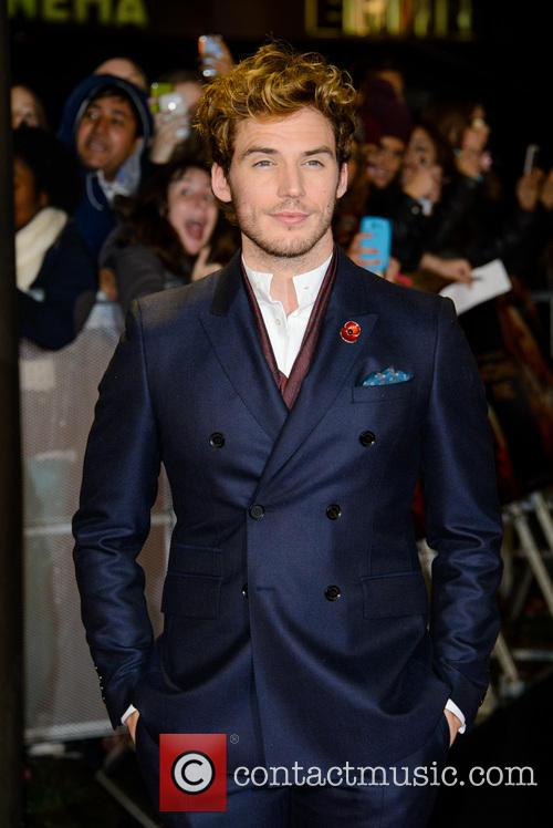 sam claflin the world premiere of the 3948487