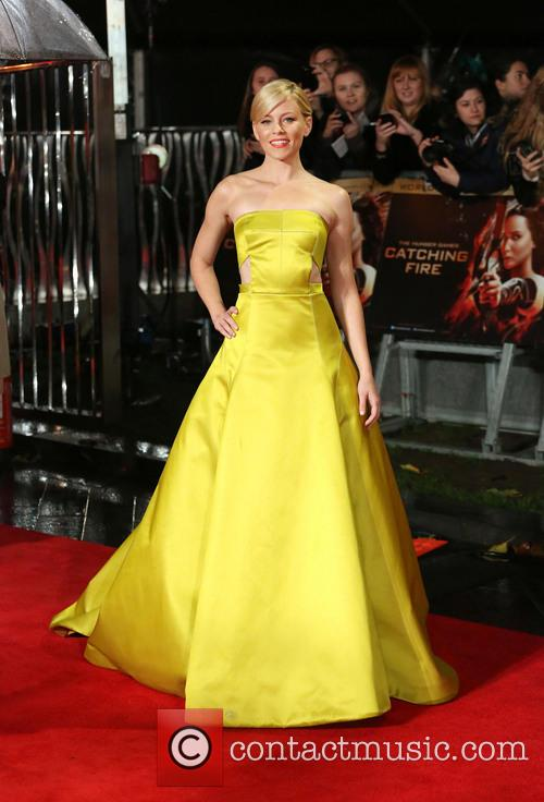 elizabeth banks the hunger games catching fire 3948563