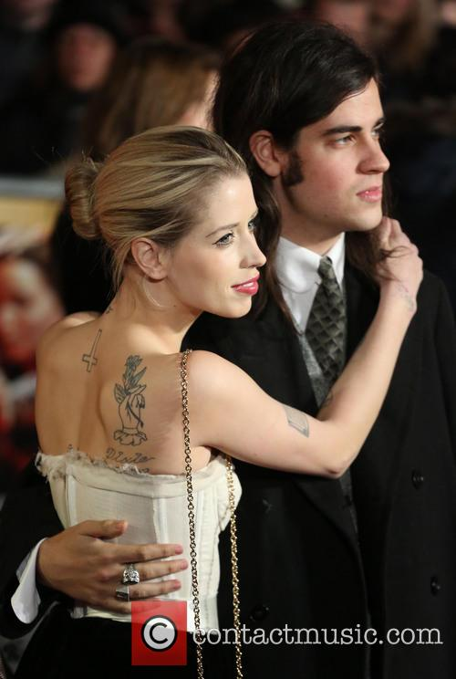 Peaches Geldof and Thom Cohen 7