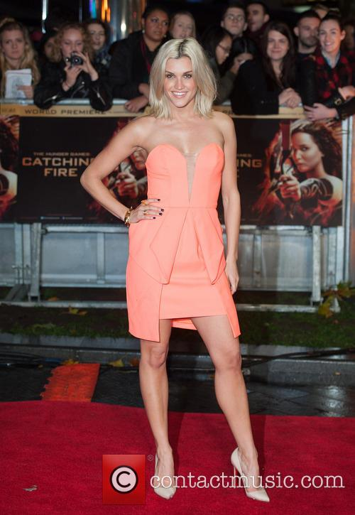 ashley roberts the world premiere of hunger 3948690
