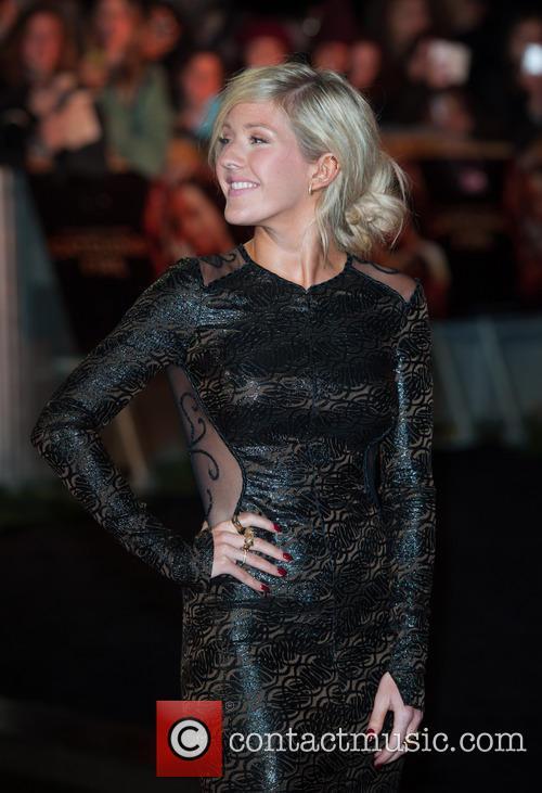 Ellie Goulding premiere