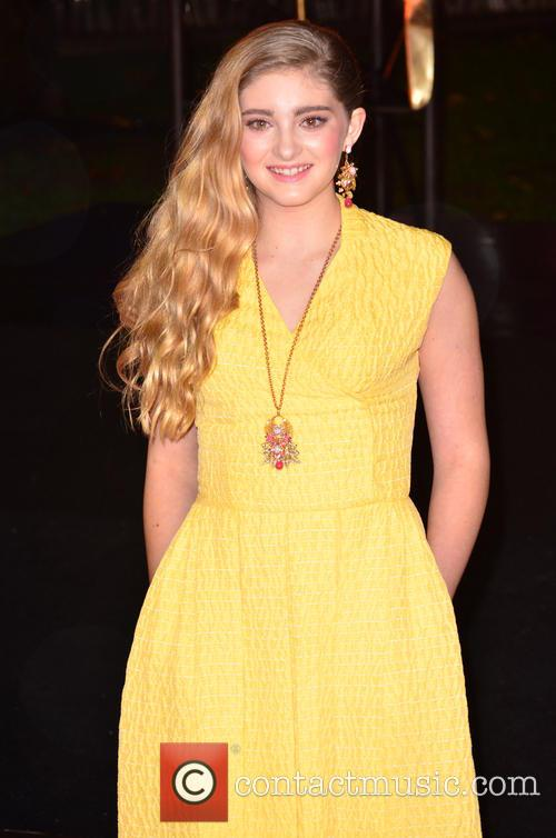 Willow Shields, Odeon Leicester Square